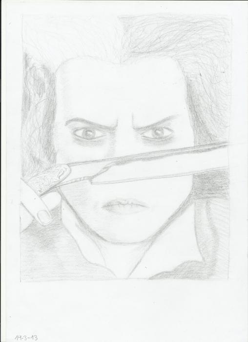 Johnny Depp by LoveforCoppola